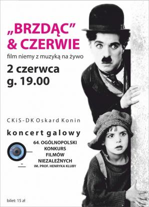 64. OKFA Ogólnopolski Konkurs Filmów Niezależnych - filmy, spotkania, koncerty