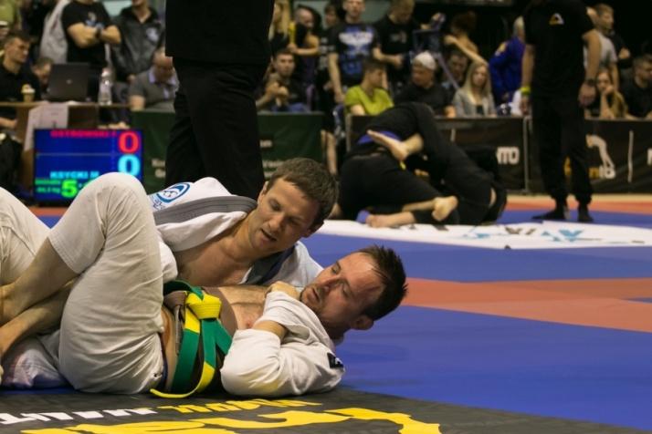 XVI Puchar Polski w Brazylijskim Jiu-Jitsu. Walczyli cały dzień