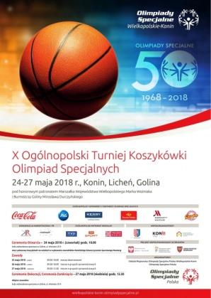Olimpiady specjalne. Koszykarze zagrają o wyjazd do Abu Dhabi