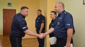 Konin. Mianowania na wyższe stanowiska dla dwójki policjantów