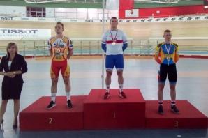 MMP w Kolarstwie Torowym. Dwa brązowe medale dla KLTC