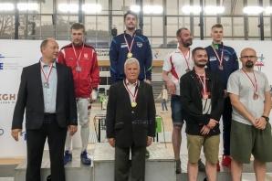 Świetny występ KKSz Konin, cztery medale na mistrzostwach Polski