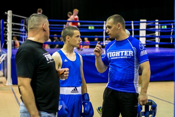 OOM w Boksie. Mamy medalistę, Dominik Wojtczak w półfinale!