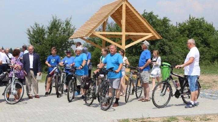 Stare Miasto i Rumin połączyła nowa droga rowerowa. Ponad 2 km