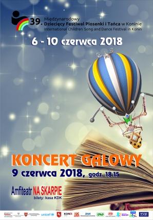 Konin. Dwanaście krajów europejskich, 2636 wykonawców na festiwalu