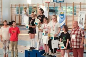 Cztery medale konińskich szablistów na turnieju w Wołominie