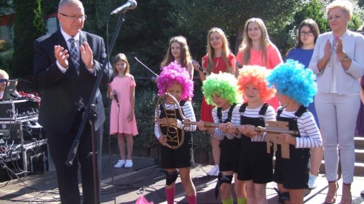Ruszył Międzynarodowy Dziecięcy Festiwal Piosenki i Tańca