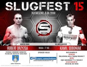 Sportowy weekend: Trzech koninian wystąpi na gali Slugfest 15