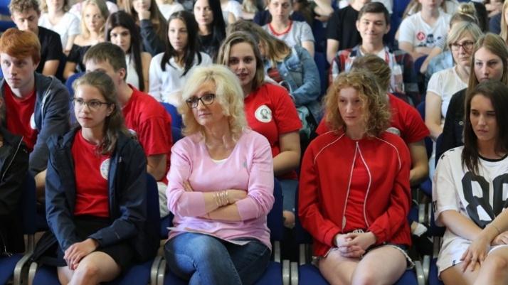 Od 27 lat I LO w Koninie bierze udział w wymianie uczniowskiej
