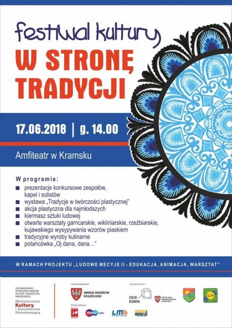 """Niedziela na ludowo – Festiwal """"W stronę tradycji"""""""