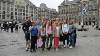 Międzynarodowa wymiana młodzieży Konin - Herne. Przyjaźnie są