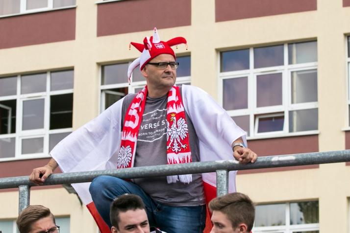 Mistrzostwa świata rozpoczęte! Polska pokonała Senegal 7:0!