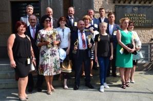 """Golina. Wiceprzewodnicząca rady zdobyła tytuł """"Sołtysa Roku"""""""