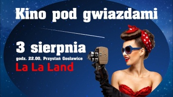 Kino pod gwiazdami: La La Land