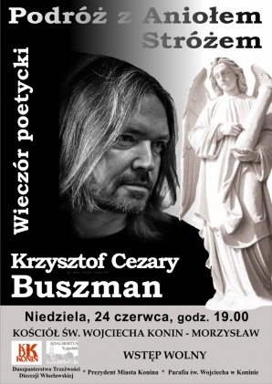 """Autor """"Erraty do świata"""" w kościele św. Wojciecha"""