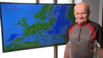 Pogoda według Kazimierza Gmerka. Słonecznie, ale chłodno