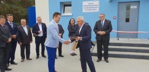 Stacja Uzdatniania Wody w Jaroszewicach Rychwalskich  jak nowa!