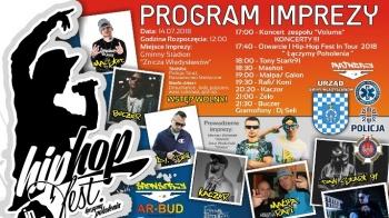 Hip - Hop Fest In Tour 2018 Władysławów