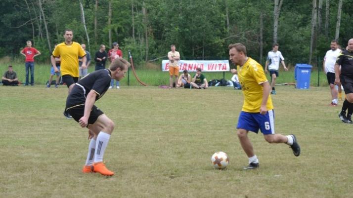 Udawali, że grają w piłkę nożną. Mistrzostwa Świata w Bibiannie