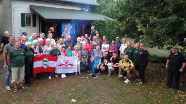 Turyści spotkali się na XXII Ogólnopolskim Rajdzie Chatkowym