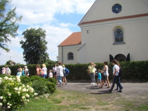 Mieszkańcy gminy Golina na wycieczce do Nieszawy i Ciechocinka