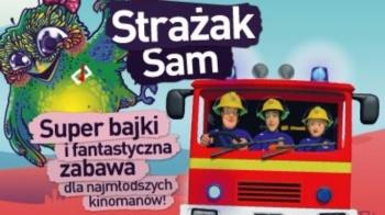 Filmowe Poranki: Strażak Sam cz.3