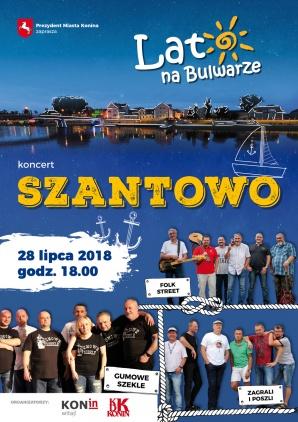 """Na konińskim bulwarze koncert """"Szantowo"""" już w najbliższą sobotę"""