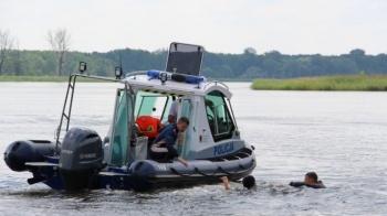 Lato nad jeziorem? Policja apeluje o ostrożność nad wodą