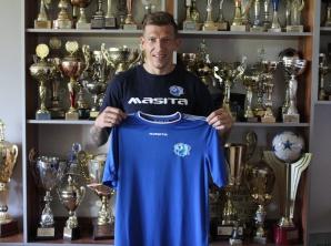 Derbich oficjalnie piłkarzem Górnika. Będzie najstarszy w kadrze