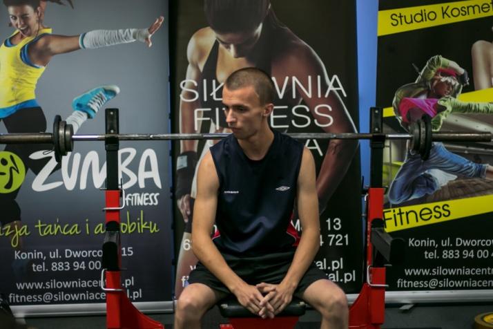 Rekordzista Polski podniósł sztangę 250 razy i wygrał mistrzostwa