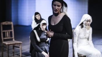 Teatr Polska: ZAKONNICE ODCHODZĄ PO CICHU