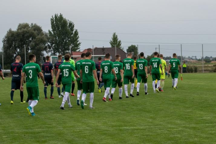 Bezbarwny mecz Sokoła Kleczew, Polonia była skuteczniejsza