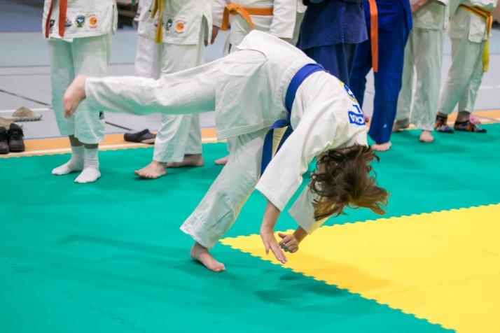 Mistrzostwa Polski Osób Niepełnosprawnych w Judo