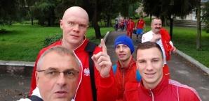 Twarda lekcja od Ukraińców, Mateusz Goiński wraca z kontuzją