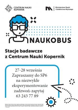 """Centrum Nauki Kopernik z eksponatami w konińskiej """"Szóstce"""""""