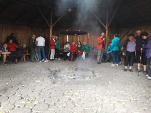 Turyści z Koła Zakładowego PTTK przy HAK podsumowali rok