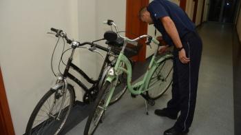 Patrzyków. Pechowy złodziej rowerów. Nie zdążył ich oddać - zasnął