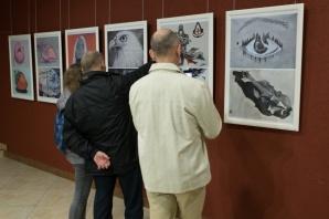 Wystawą zainaugurowali nowy rok artystyczny Atelier KreDKa
