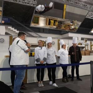 Uczennica ZSEU w Żychlinie w Pucharze Polski Juniorów w carvingu