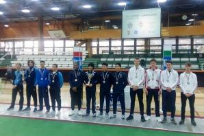 Kolejny medal Sebastiana Glanca w w Pucharze Europy Kadetów!
