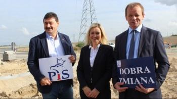 """Posłowie PiS poparli """"czwórkę"""" na liście do sejmiku wielkopolskiego"""