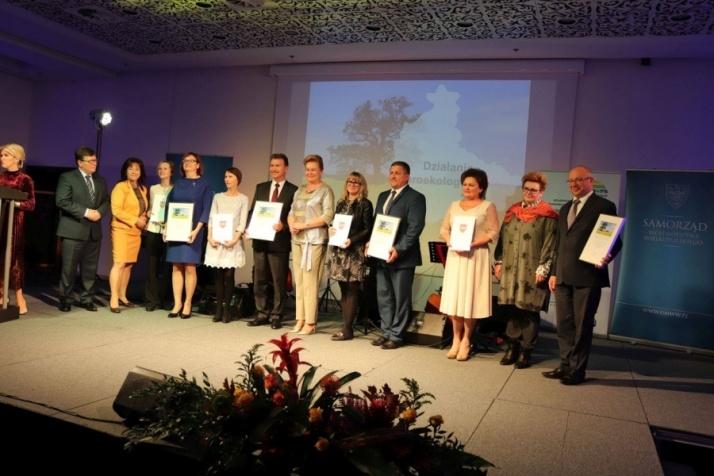 Gmina Rzgów i kleczewska biblioteka nagrodzone przez marszałka