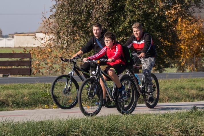 Wilczyn. Nowa ścieżka rowerowa otwarta, planują już kolejną