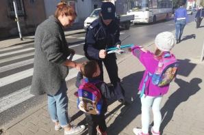 """Skulsk. Policjanci i mieszkańcy """"Razem dla bezpieczeństwa"""""""