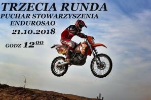 Sportowy weekend: W niedzielę III runda Pucharu EnduroSao