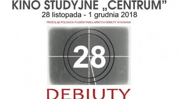 Przegląd Polskich Filmów Fabularnych Debiuty