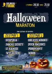 Maraton Halloween zestaw 1