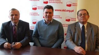 Konin. SLD poprze w drugiej turze wyborów Piotra Korytkowskiego