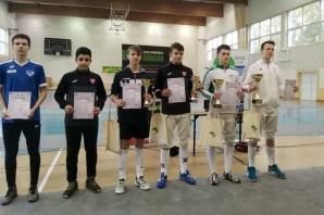 Olaf Stasiak z brązowym medalem na II Pucharze Polski