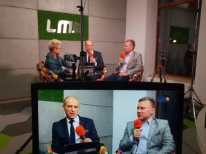 Z.Chojnacki i P.Korytkowski w LM.pl. Jest chęć współpracy